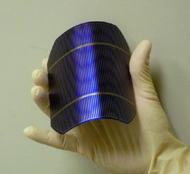 Inkjet zonnepanelen uit Océ's PrintValley?