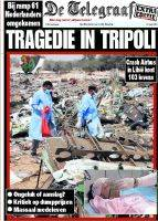 Tripoli tabloid Telegraaf