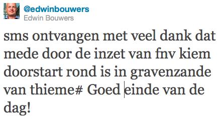 TMC Rotterdam en Koninklijke De Swart (KDS) Den Haag maken doorstart