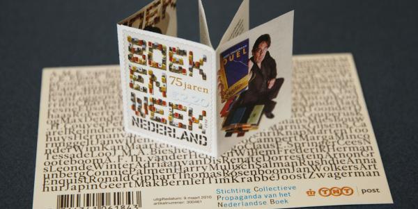 Van Speijk Prijs voor Postzegelboekje
