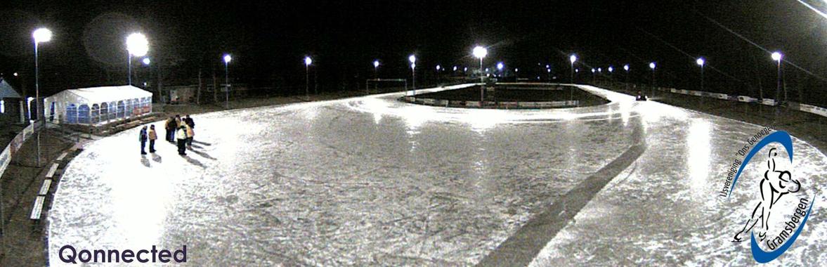 Grafische schaatsdriedaagse rond Hardenberg?