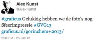 De #GVG13 driedaagse