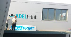 Adel Print verder als Gigaprint