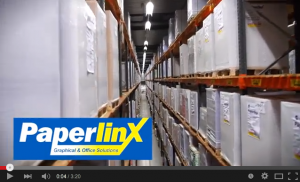 PaperlinX Benelux publiceerde begin februari een nieuwe 'corporate video'